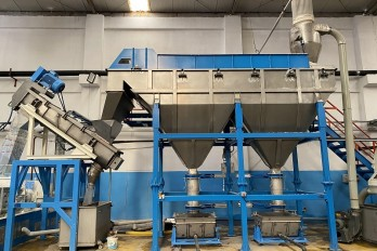 lldpe recycling line