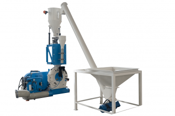 Micronizing machine from inan plastics