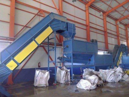 Feeding And Transfer Conveyor
