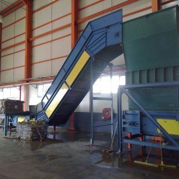 Feeding and Transfer Conveyor