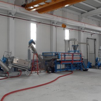Polycarbonate (PC) Recycling Line
