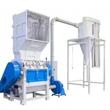 Medium and High Capacity Crushing Machines