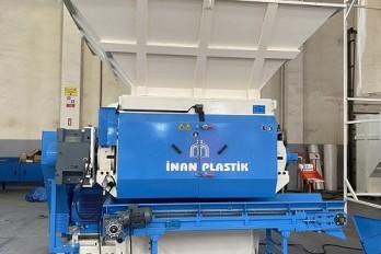 shredder inan plastik