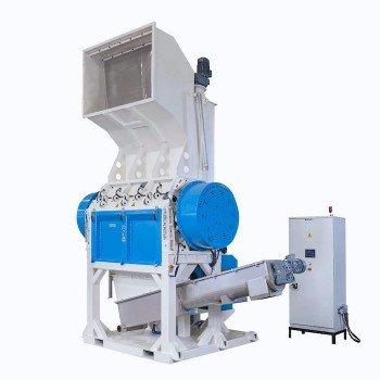 Plastik Kırma Makinaları ve Teknik Özellikleri